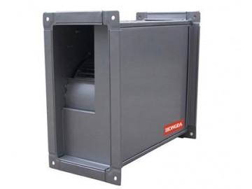 我厂长期生产配电室/配电房专用数字式带温控可调节风量混流风机