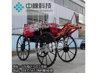 自走式轮打药机    农用自走式打药机   打药机 厂家直销