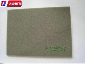 高密度开孔防尘泡棉
