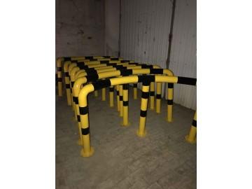 供应山东燃气管道防撞围栏厂家直销,燃气管道防撞围栏加工