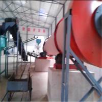 牛羊粪有机肥整套生产线 猪粪有机肥发酵设备 有机肥造粒机