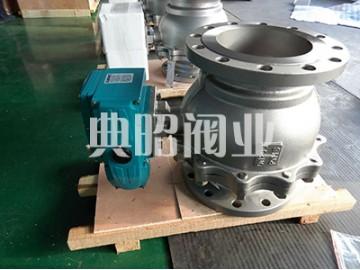 不锈钢电动球阀(220VAC)DZ941F-16P