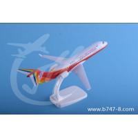 飞机模型商飞ARJ-21金属手工制作仿真航模创意礼品20cm