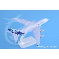 飞机模型空客A380原型机静态金属18厘米航模创意礼品摆件