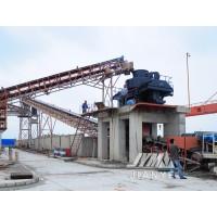 一小时50-60吨的制砂机设备
