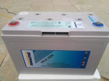 美国海志蓄电池HZB12-100 12V106AH