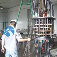 胜途电子大功率窑炉滑环定制 窑炉低碳环保滑环