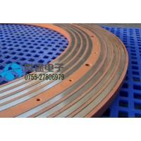 胜途电子定制大尺寸盘式滑环 盘式集电环 旋转可靠