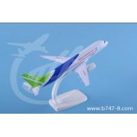 飞机模型金属C919中国商飞静态客机航模玩具摆件20厘米