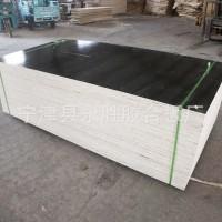 建筑模板红板 工地模板性能强胶合板双面木模板