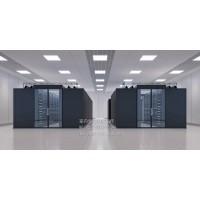 研究室机房效果图制作|消防控制室3D图设计