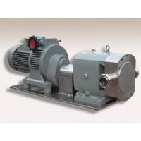 河南泰盛制作的不锈钢凸轮转子泵符合质检要求