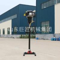 提供巨匠集团BXZ-2L型立式背包钻机便携式取样钻机取样完整