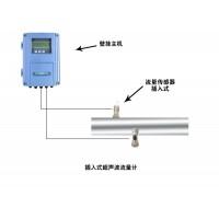 大连海峰TDS-100F1C插入式超声波流量计