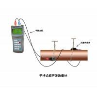 大连海峰TDS-100H巡检式超声波流量计