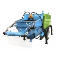 泵送式液压湿喷机 湿喷机厂家 混凝土液压湿喷机多少钱