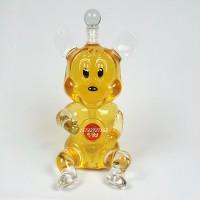 米奇造型玻璃艺术酒瓶创意米老鼠造型工艺酒瓶个性玻璃威士忌酒瓶
