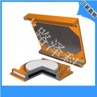 盆式支座桥梁盆式橡胶支座厂家图纸定制加工