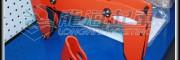 ECH-100鹰牌混凝土夹钳,轻量型吊夹具,组立水路