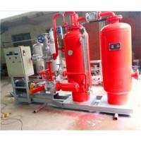 蒸汽凝结水回收装置对锅炉起到了利用价值