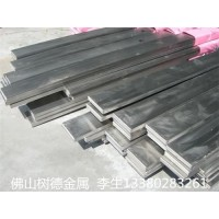 厂家直销304不锈钢扁钢 不锈钢酸白扁钢 不锈钢型材