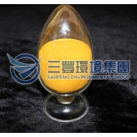固态聚合硫酸铁