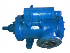 出售三螺杆泵机组3GR100×2W2物料名称冷却油
