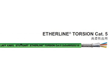 缆普ETHERLINE TORSION 以太网电缆