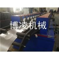 山东博凌冷弯成型机钣金自动折弯生产线