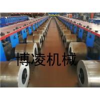 货架自动生产设备立柱冷弯成型机
